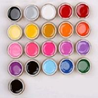 Soak-Off krāsainie gēli