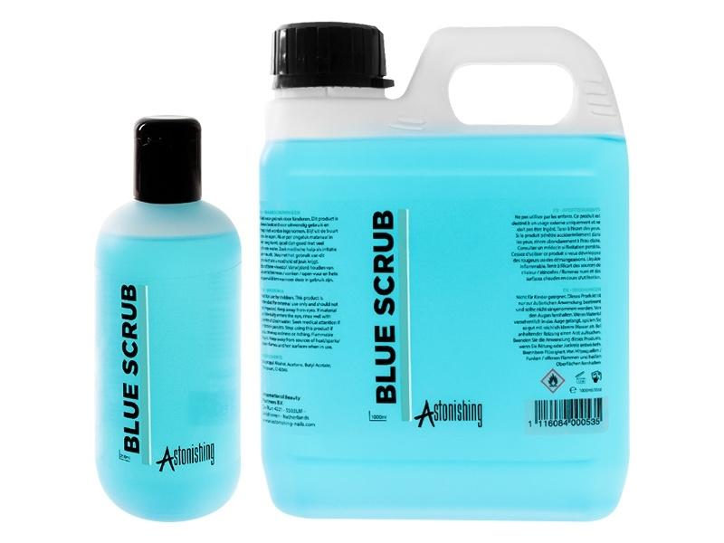 Astonishing  Blue Scrub – Dezinfektants, dehidrātors