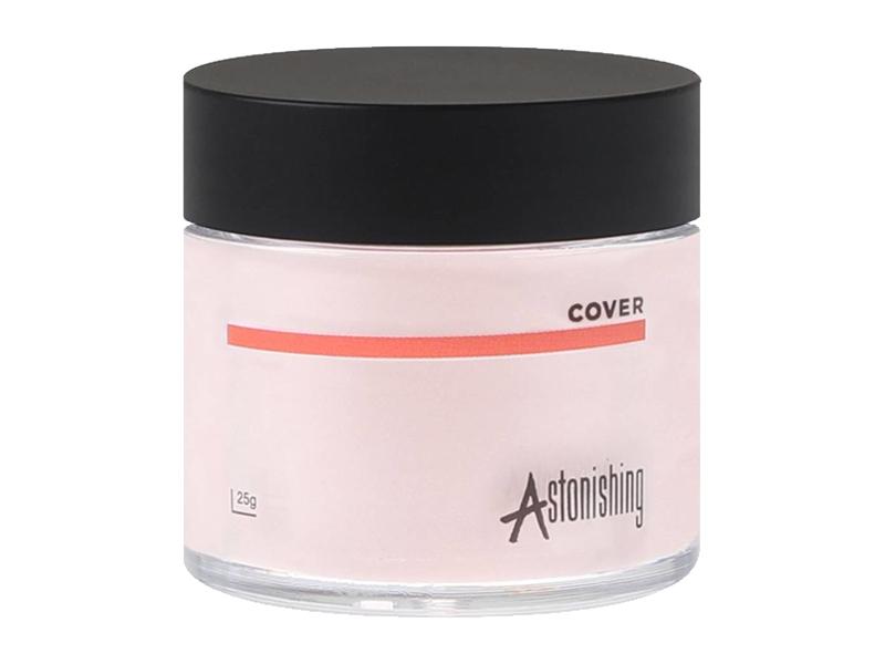 Astonishing Acrylic Powder (Cover) – Акриловая пудра (тепло-розовая)