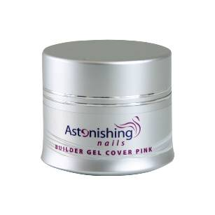 Astonishing Builder Gel (Cover Pink) – Būvējošā želeja (rozā)