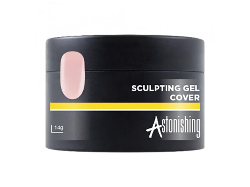 Astonishing Sculpting Gel (Cover) – Modelējošs gēls (kamuflāža)
