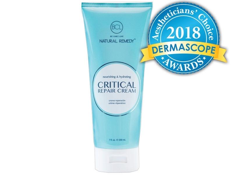 BCL Natural Remedy Critical Repair Cream – Atjaunojošs krēms rokām un kājām