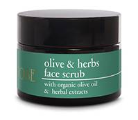 Yellow Rose Olive & Herbs Face Scrub – Skrubis sejai ar olīvu un zāļu ekstraktiem