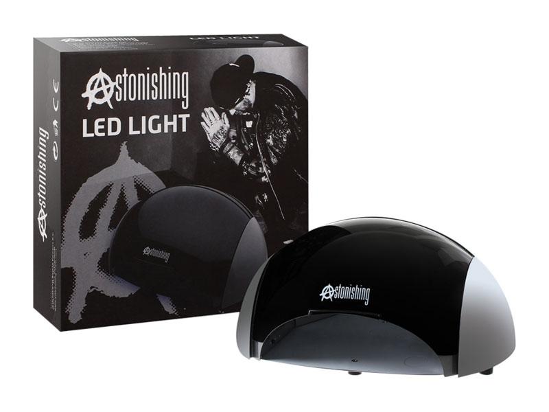 Astonishing Multi LED-Fighter 36W – UV/LED manikīra un pedikīra lampa