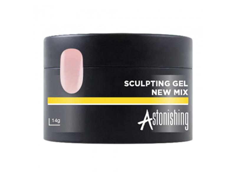 Astonishing Sculpting Gel(New Mix) – Modelējošs gēls (rozā)