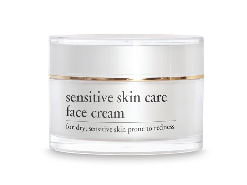 Yellow Rose Sensitive Skin Care Face Cream – Sejas krēms jutīgai, sausai ādai ar tieksmi uz apsārtumu