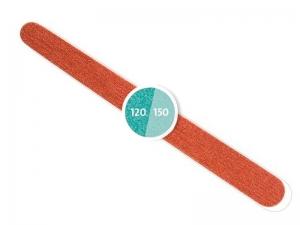 Credo Emery Boards – Пилка крупнозернистая 110мм (120/150 гр.) 10 шт.