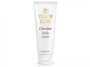 Yellow Rose Chocolate Body Cream – Антицеллюлитный шоколадный крем для тела