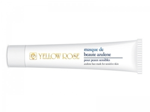 Yellow Rose Masque de Beaute Azulene – Azulēna maska jūtīgai ādai