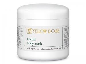 Yellow Rose Herbal Body Mask – Питательная ЭКО крем-маска для тела с растительными экстрактами