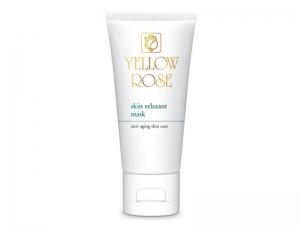 Yellow Rose Skin Relaxant Mask – Pretnovecošanās sejas maska