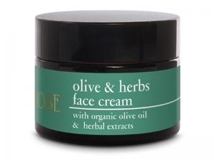 Yellow Rose Olive & Herbs Face Cream – Крем для лица с оливковым маслом и растительными экстрактами
