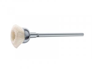 Promed Polishing Brush with goat hair – Kazas saru birstīte nagu pulēšanai