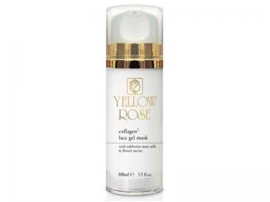 Yellow Rose Collagen Face Gel Mask – Гель-маска для лица с Коллагеном