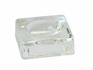 Stikla trauciņš krāsas jaukšanai