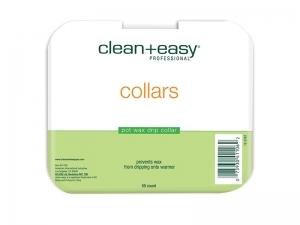 Clean+Easy Delux Pot Wax Collars – Сietā vaska sildītāja apmales