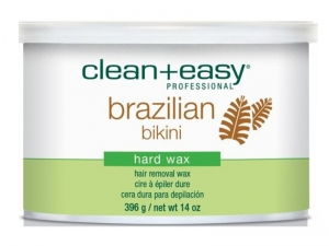 Clean & Easy Brazilian Hard Wax – Cietais vasks bikini zonai