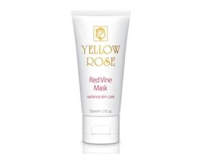 Yellow Rose Red Vine Mask – Krēmveida maska ar sarkanvīna ekstraktu