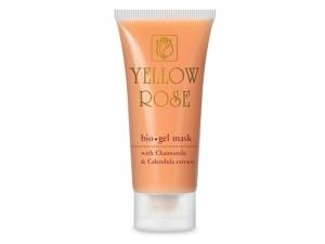 Yellow Rose Bio-Gel Mask – Увлажняющая био-гель маска
