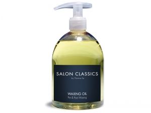 Salon Classics Waxing Oil – Жасминовое масло до и после ваксации