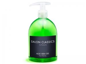 Salon Classics Post Waxing Soothing Gel – Nomierinošs Alvejas gēls pēc vaksācijas