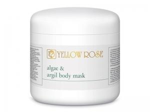 Yellow Rose Algae & Argil Body Mask – Моделирующая, выводящая токсины маска для тела с водорослями и зеленой глиной
