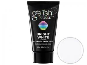 Gelish Polygel (Bright-White) – Гель-паста для укрепления и моделирования ногтей