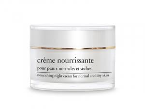 Yellow Rose Crème Nourrissante – Питательный ночной крем для сухой кожи