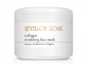 Yellow Rose Collagen Peel-Off Face Mask – Pūderveida sejas Maska ar Kolagēnu