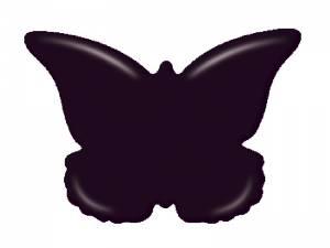 "EzFlow TruGel – Gēla nagu laka ""Black Violet"" #42262"