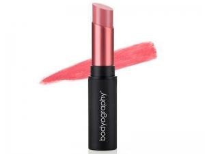 Bodyography Fabric Texture Lipstick – Zīda tekstūras lūpu krāsa (Sateen)