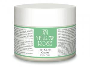 Yellow Rose Feet & Legs Cream– Mīkstinošs, mitrinošs un atvēsinošs krēms kājām