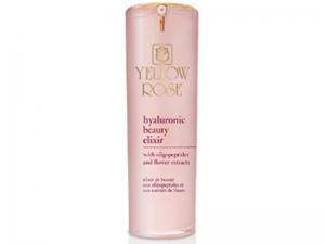 Yellow Rose Hyaluronic Beauty Elixir – Skaistuma eliksīrs ar Hialuronskābi un Oligopeptīdiem