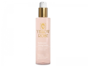 Yellow Rose Hyaluronic Toning Lotion – Tonizējošs losjons ar hialuronskābi