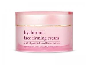 Yellow Rose Hyaluronic Face Firming Cream – Антивозрастной крем с гиалуроновой кислотой