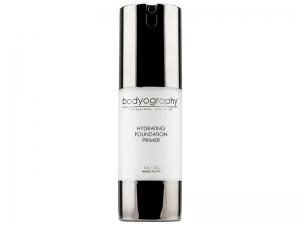 Bodyography Hydrating Foundation Primer / Увлажняющая make-up база с розовой водой