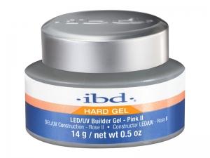 IBD Builder LED/UV gel Pink II  Розовый конструирующий гель