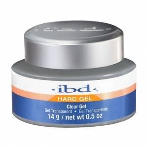IBD Clear Gel – Caurspīdīgs gēls nagu stiprināšanai