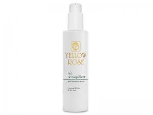 Yellow Rose Lait Demaquillant – Dziļi attīroša emulsija ar banānu ekstraktu