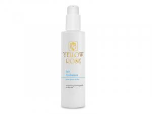 Yellow Rose Lait Hydratqant Milk – Mitrinošs un attīrošs pieniņš ar burkānu ekstraktu sausai ādai