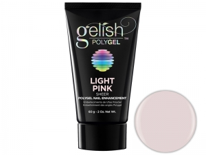 Gelish Polygel (Light Pink) – Gēlveida pasta nagu stiprināšanai un pagarināšanai
