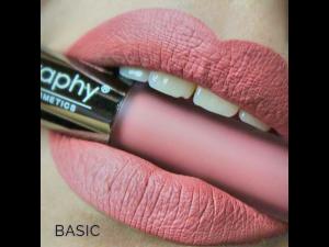 Bodyography Lip Lava – Ilgnoturīga lūpu krāsa (Basic)