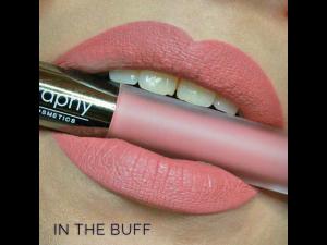 Bodyography Lip Lava – Ilgnoturīga lūpu krāsa (In The Buff)