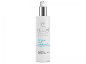 Yellow Rose Luminance Pearl Cleansing Milk – Attīrošs pieniņš ar pērļu ekstraktu
