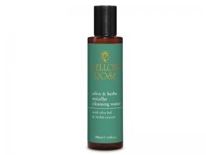 Yellow Rose Olive & Herbs Micellar Cleansing Water – Attīrošs micelārais ūdens ar olīvu un augu ekstraktiem
