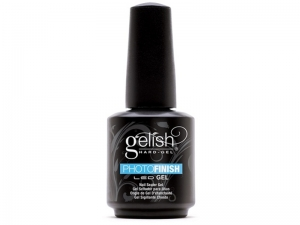 Gelish Photo Finish LED Top Sealer Gel – Gēls-virskārta (glancēta)