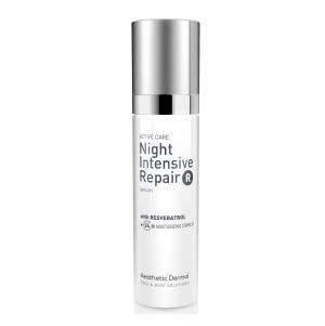 Aesthetic Dermal RRS Night Intensive Repair with Resveratrol Reģenerējošs nakts serums ar Rezveratrolu