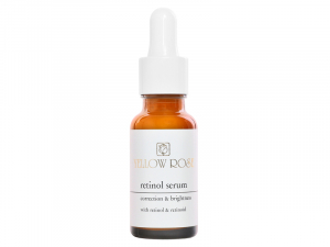Yellow Rose Retinol Serum – Serums ar retinolu un retinoīdiem, 20ml