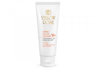 Yellow Rose Cellular Sun Care Cream  SPF 50 – Солнцезащитный крем для лица со стволовыми клетками яблока