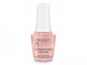 Harmony Structure Gel (Cover Pink) – Структурный гель с кисточкой